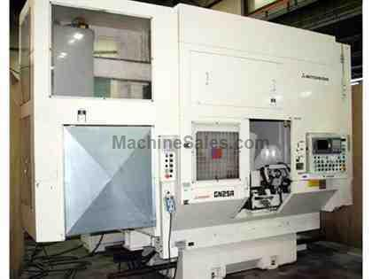 Mitsubishi GN25A 5-Axis CNC Dry/Wet Gear Hobbing Machine
