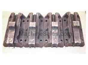 (4) Face Plate Type Chuck Jaws