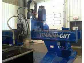 Machitech PC1000 Drilling/Plasma Cutting Table