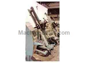 Parker 4 Head  CNC Automatic Window Crimping Machine, 2010