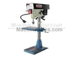 "15"" BAILEIGH® Drill Press"
