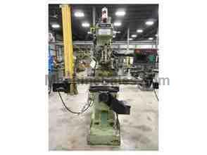 "2000 TRAK K4E 2-AXIS CNC KNEE MILL WITH PROTOTRAK EDGE CONTROL, 10"" X 50&qu"