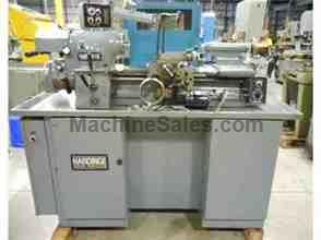 "1983 HARDINGE MODEL HLV-H (KL-1) PRECISION TOOLROOM LATHE, 11"" X 18&qu"