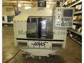 1990 HAAS VF-1 VF1 CNC VERTICAL MILL MACHINING CENTER MACHINE 4 4th AXIS VI