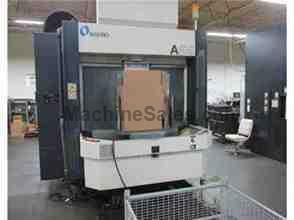 MAKINO A-66 CNC HORIZONTAL MACHINING CENTER
