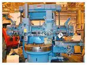 "62"" King Vertical Boring Mill"