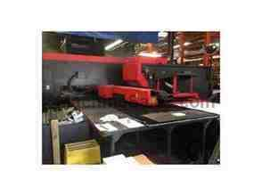 "138 TON X 118"" AMADA FBD1253NT ""UP-ACTING"" CNC PRESS BRAKE M"