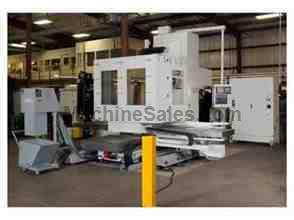 "4.33"" Microcut CNC Table Type Horizontal Boring Mill"