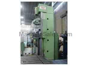 TOS VARNSDORF  WHN-105NC CNC TABLE TYPE HORIZONTAL BORING MILL (1999) 4.12&
