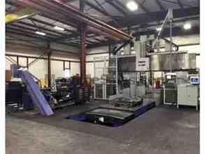 MITSUBISHI MVR30 VERTICAL BRIDGE MILL: 5 FACE MACHINING
