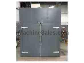FB SERIES 650 F, 7'CUBE GAS WALK IN OVEN, NEW