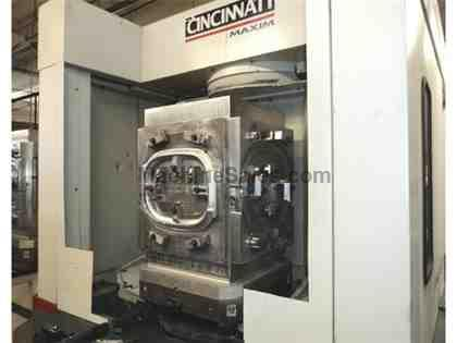Cincinnati Maxim 630 Horizontal CNC Machining Center (2000)