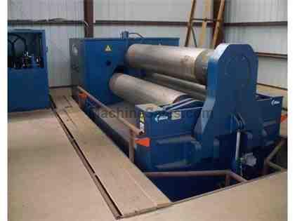 FACCIN, B3-3158, PLATE ROLL, DOUBLE PINCH TYPE NEW: 2015