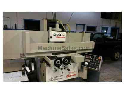 OKAMOTO ACC/1224DX AUTOMATIC SURFACE GRINDER