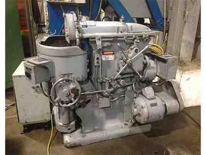 "12"" HEALD HORIZONTAL SPINDLE ROTARY SURFACE GRINDER"