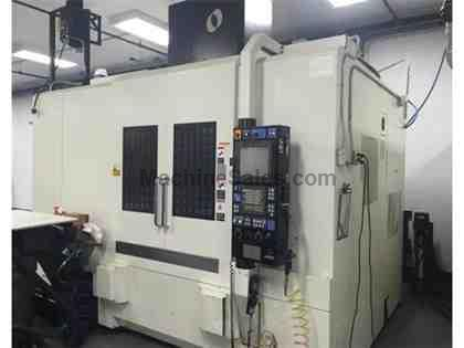 MAKINO, V77, CNC VERTICAL MACHINING CENTER NEW: 2005