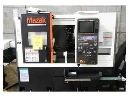 MAZAK-QT-100MS,SUB-SPINDLE-LIVE-MILLING,LNS-APLPHA-552,MATRIX-2,NEW-2013