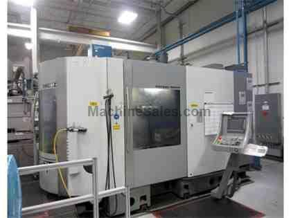 DMG DMC-80H CNC Horizonatal Machining Center