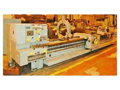 "33"" X 200"" Tos SUS -80 Engine Lathe"