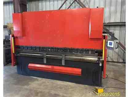 MASTEEL 190 TON 12 FOOT CNC PRESS BRAKE