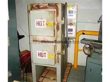 Lucifer Model # HDL-8012-E, 21.5 KW, Dual Chamber Electric Furnace