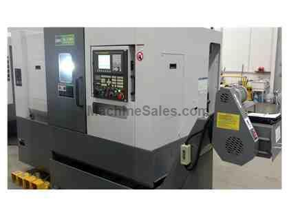 2012 DMC DL21MA CNC Live Tool Turning Center