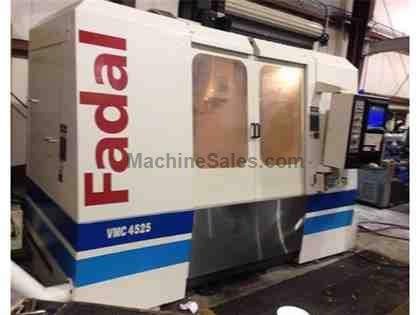 2002 Fadal VMC-4525 CNC Vertical Machining Center