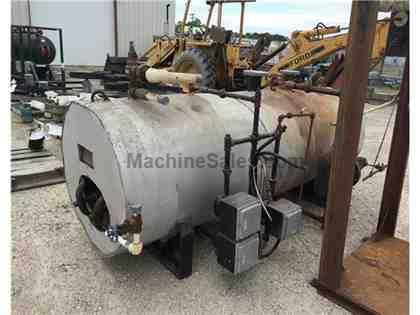 2005 Precision Deaerator, SP9M-145, 9,000 Lb/Hr