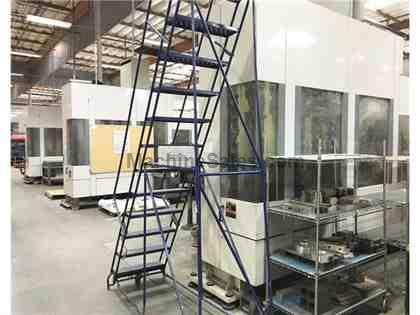 Mori Seiki SH 63 and 630 Cell -16 Pallet Pool System