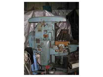 CINCINNATI #2 MH HORIZONTAL MILLING MACHINE