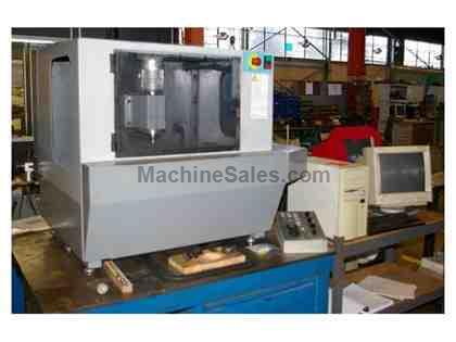 PROLIGHT CNC BENCH TYPE MILLING MACHINE