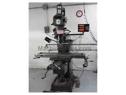 Lagun FTV-2 Vertical Milling Machine