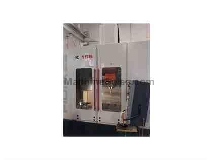Fidia K165 5 Axis CNC Vertical Machining Center (2003)
