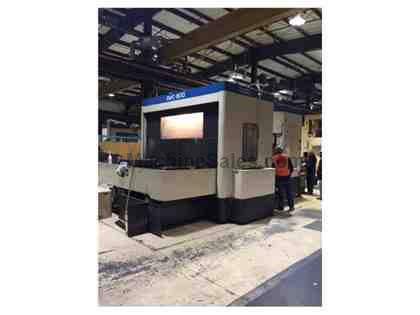 1996 Toshiba BMC 800 Horizontal Machining Center (800MM Pallet Size)