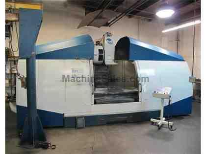 Milltronics RH33 XP 50 Taper CNC Vertical Machining Center