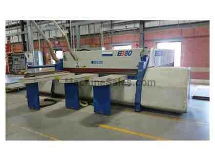 "Used SELCO ""EB-90"" FRONT LOAD PANEL SAW"
