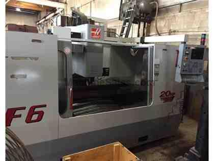 Haas VF6 CNC Vertical Machining Center