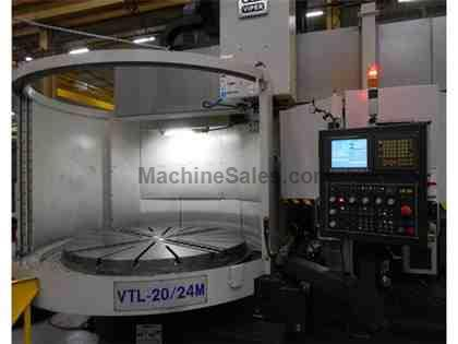 "Viper 79"" Vertical Boring Mill with Live Tooling & C Axis"