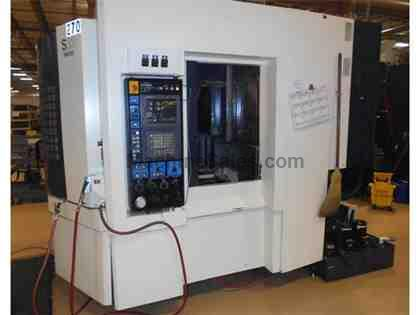 Makino S-33 Dual Spin Type Pallet Vertical Machining Center