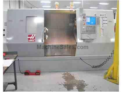 HAAS SL-40TB, 2009, BIG BORE, EXTRA PERFORMANCE (55 HP), GEARBOX, 4,000 HOURS