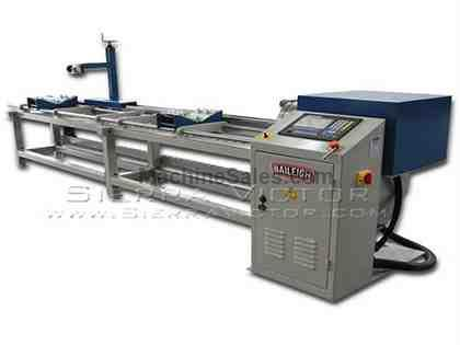 10' BAILEIGH® Plasma Tube Profiling Machine