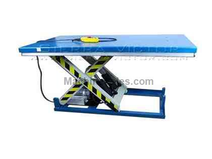 4,400 lbs. Capacity BAILEIGH® Hydraulic Lift Table