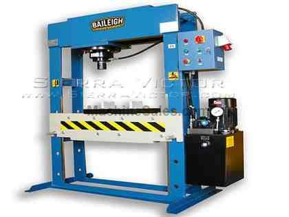 60 Ton BAILEIGH® Hydraulic Press