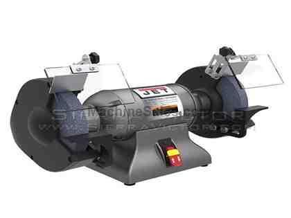 New Jet Ibg 8 Industrial Bench Grinder For Sale 94616