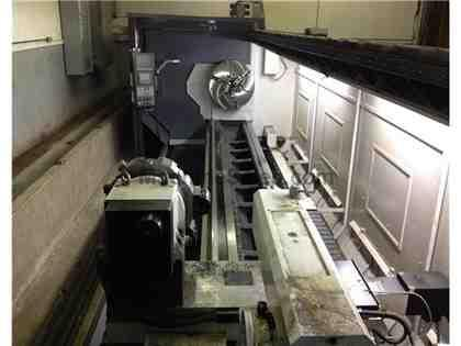 "HORIZONTAL LATHE CNC 49"" X 195"" Full 6 Door Cabinet"
