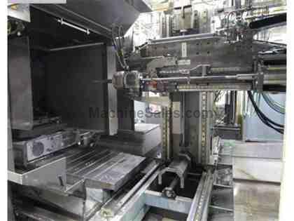 TBT BW250 CNC Deep Hole Drilling and Milling Center