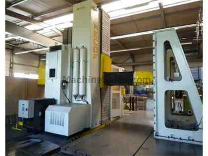 MECOF Speedmill 2000 Travelling Column 5-Axis CNC Mill