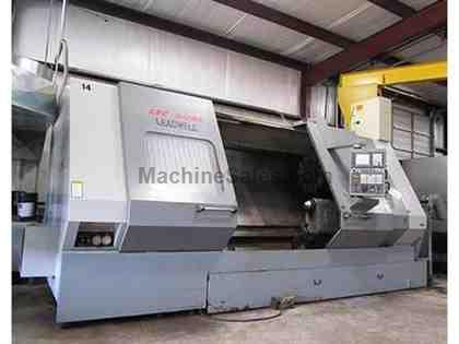 LEADWELL LTC-50BL CNC TURNING CENTER