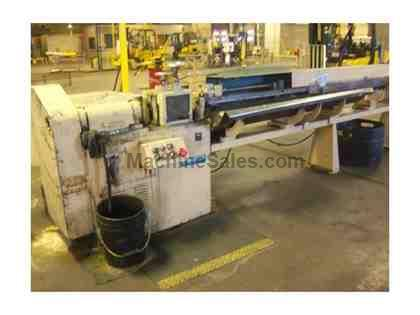 "1/4"" SHUSTER MODEL 2A4V75 WIRE STRAIGHTEN & CUT MACHINE"