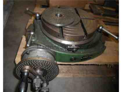 Walter/dapra Indexer # RI250TS for milling